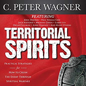 Territorial Spirits (Digital Audiobook)