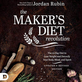 The Maker's Diet Revolution (Digital Audiobook)
