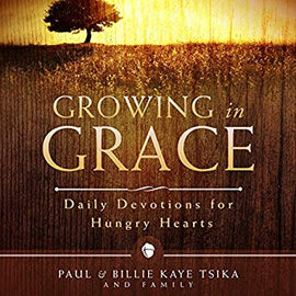 Growing in Grace: Daily Devotions for Hungry Hearts (Digital Audiobook)