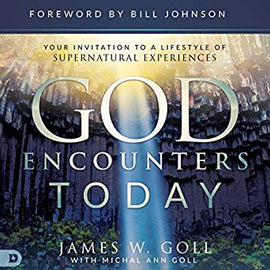 God Encounters Today (Digital Audiobook)