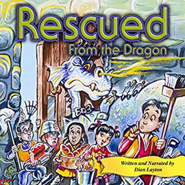 Rescued from the Dragon (Digital Audiobook)