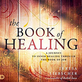 The Book of Healing: A Journey to Inner Healing Through the Book of Job (Digital Audiobook)
