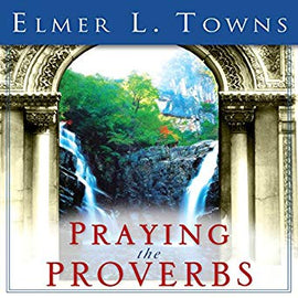 Praying the Proverbs: Praying the Scriptures (Digital Audiobook)