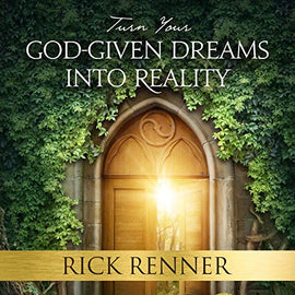 Turn Your God-Given Dreams Into Reality (Digital Audiobook)