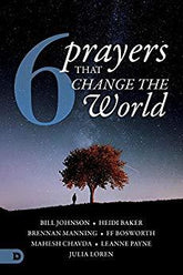 6 Prayers that Change the World (Mini Book)