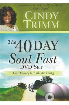 40 Day Soul Fast DVD Study Kit