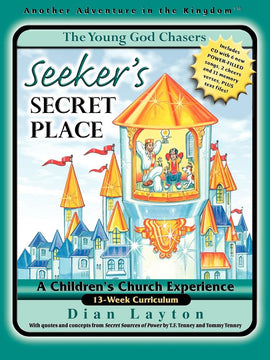 The Young God Chasers: Seeker's Secret Place Audio (Digital Download)