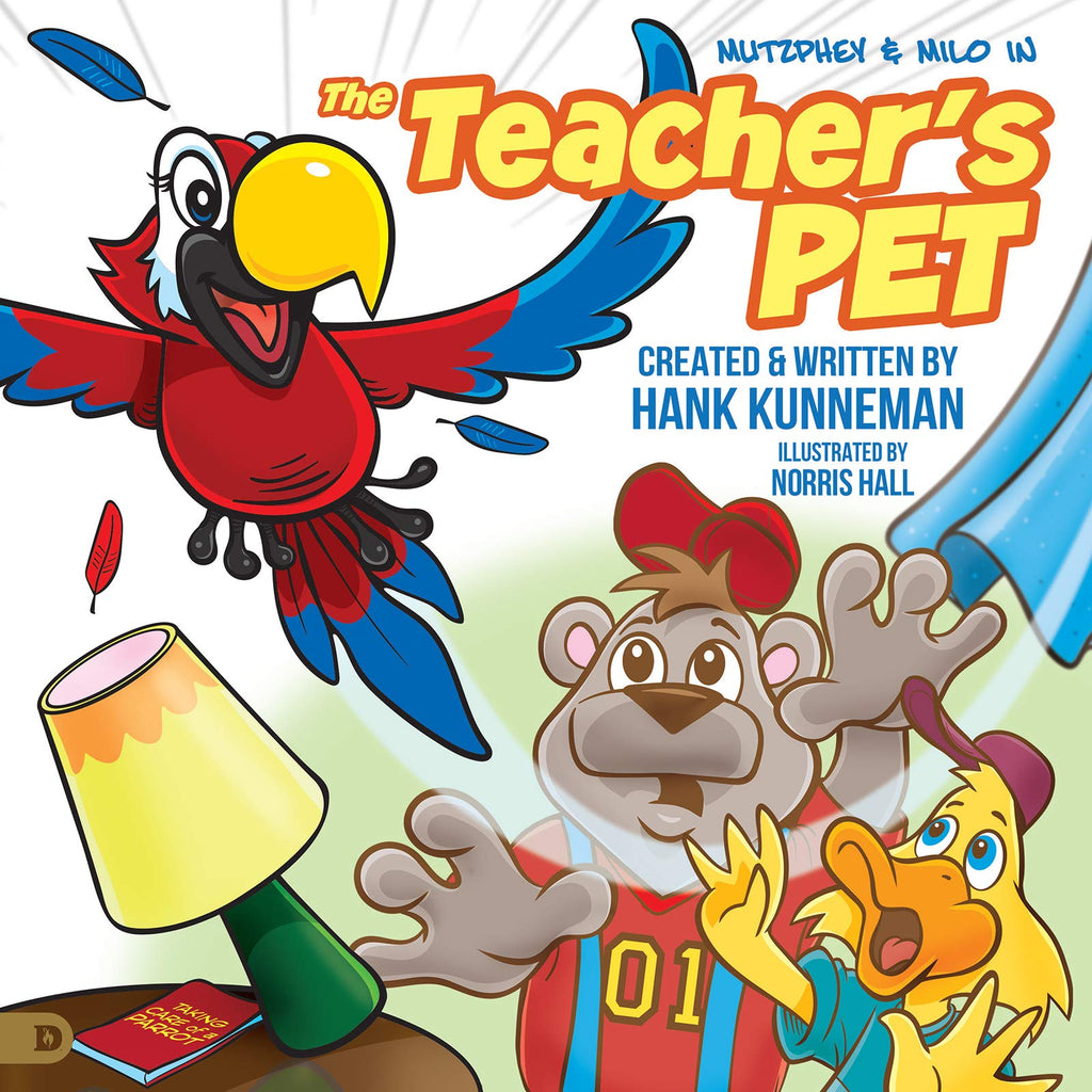 The Teacher's Pet: A Mutzphey and Milo Adventure (Hardcover)