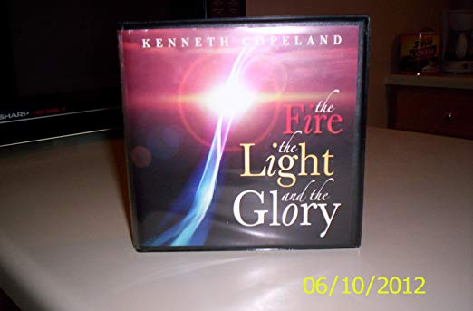 Fire, the Light, and the Glory 9 CD's