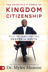 Principle and Power of Kingdom Citizenship (Hardcover)