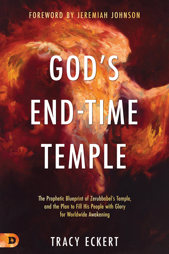 God's End Times Temple: The Prophetic Blueprint of Zerubbabel's Temple, and the Hidden Code for the Coming Awakening