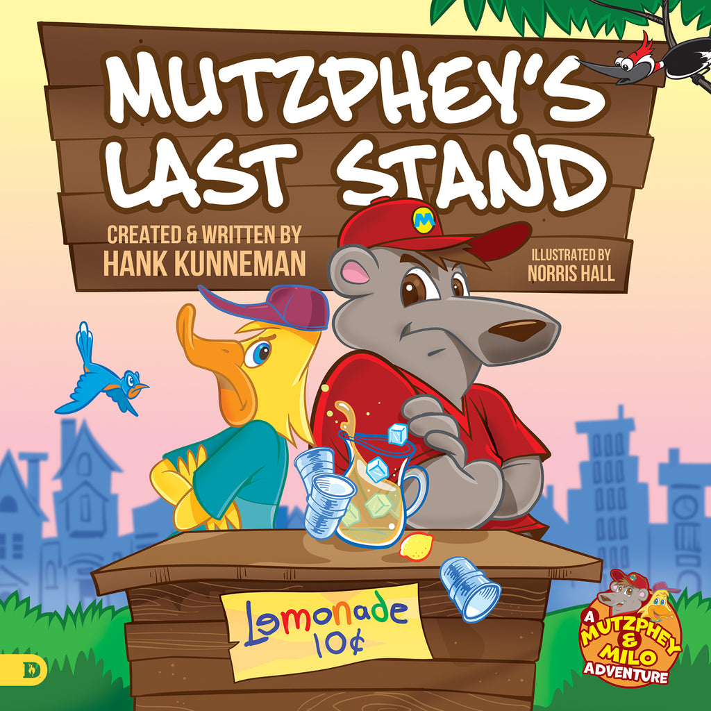 Mutzphey's Last Stand:  A Mutzphey and Milo Story!