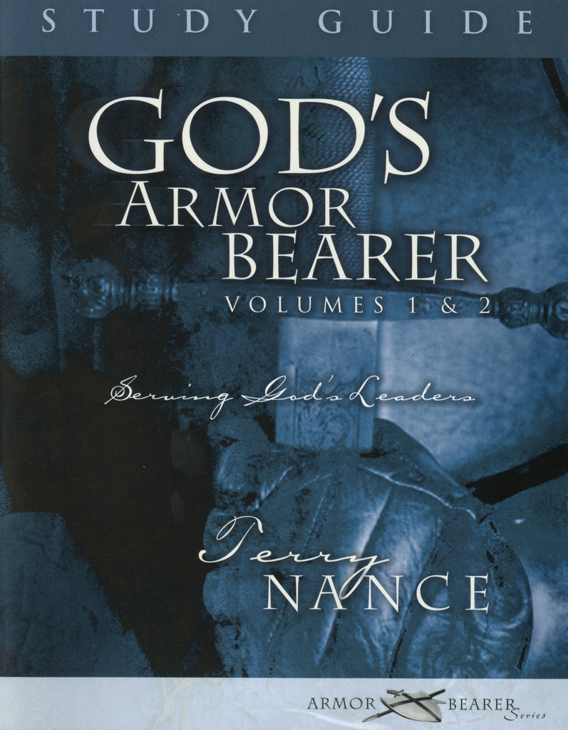 God's Armorbearer Vol 1&2 Study Guide