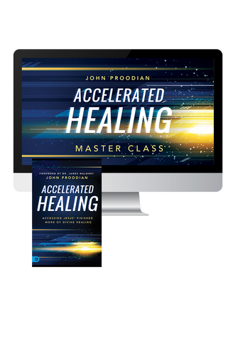 Accelerated Healing Masterclass (Digital Product)