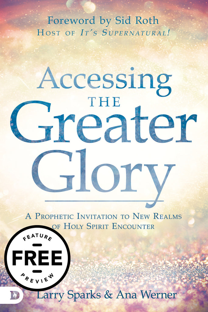 Accessing the Greater Glory Free Feature Message (PDF Download)