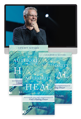 Authority to Heal ECourse with Randy Clark (Digital Product)