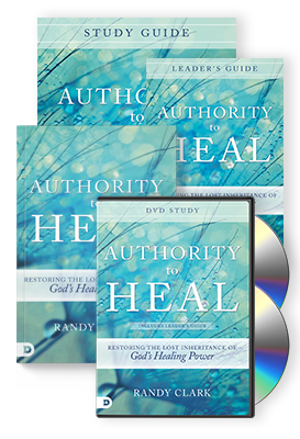 Authority to Heal Curriculum