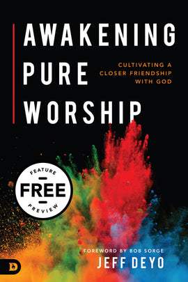 Awakening Pure Worship Free Feature Message (Digital Download)