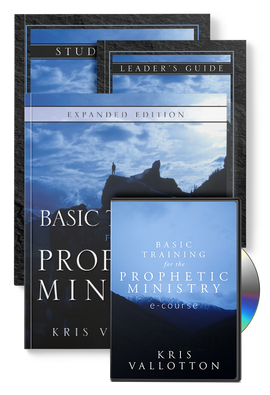 Basic Training for the Prophetic Ministry Free Feature Session (Digital Product)