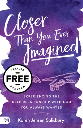 Closer than You Ever Imagined Free Feature Message