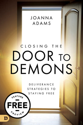 Closing the Door to Demons Free Feature Message (PDF Download)