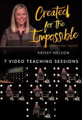 Created for the Impossible Video Teaching Series (Digital Product)