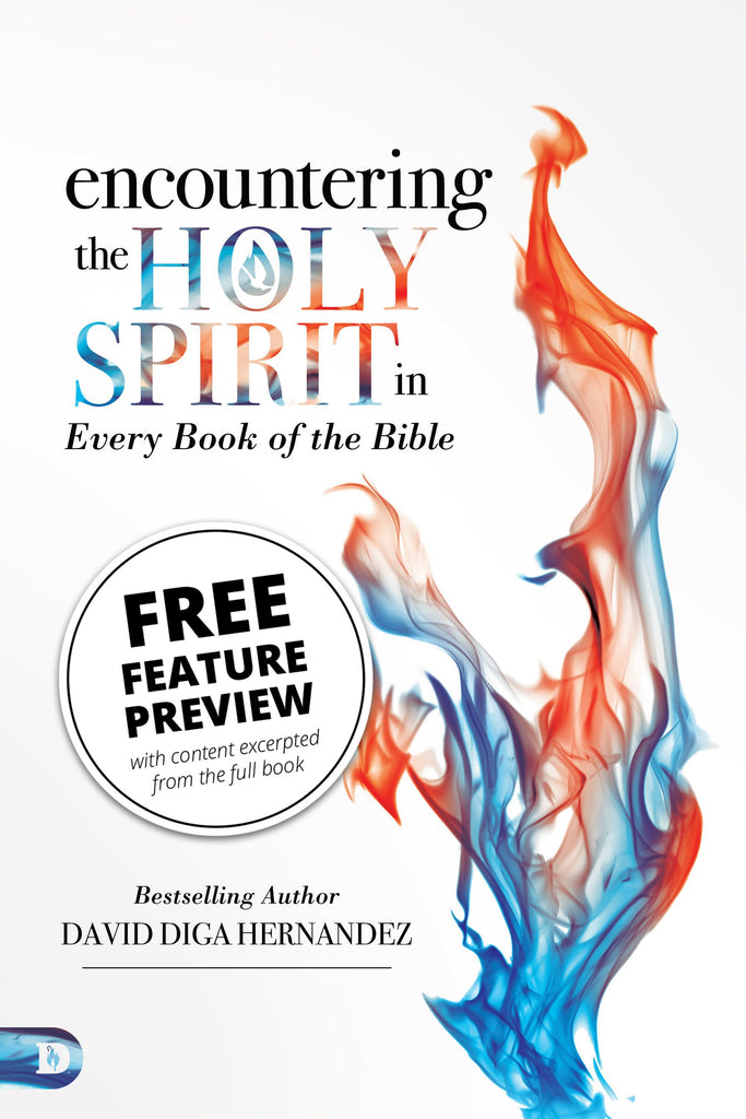 FREE Feature Message - Encountering the Holy Spirit in Every Book of the Bible (Digital Download)