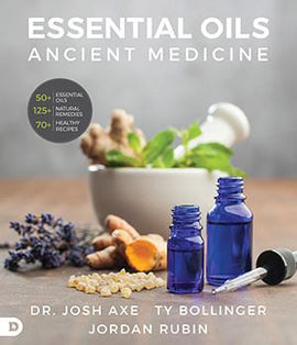 Essential Oils: Ancient Medicine (Paper Back)