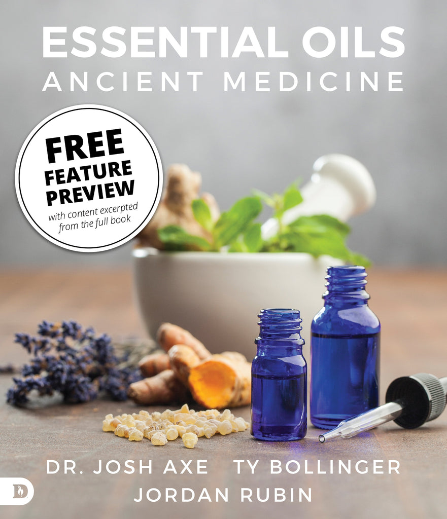 Essential Oils: Ancient Medicine Feature Message (Digital Download)