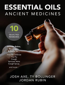 Essential Oils Ancient Medicines 10 Remedies (Free Digital Download)