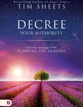 Decree Your Authority - Free Feature Message