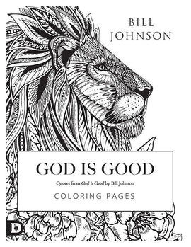 God is Good Coloring Pages FREE Download