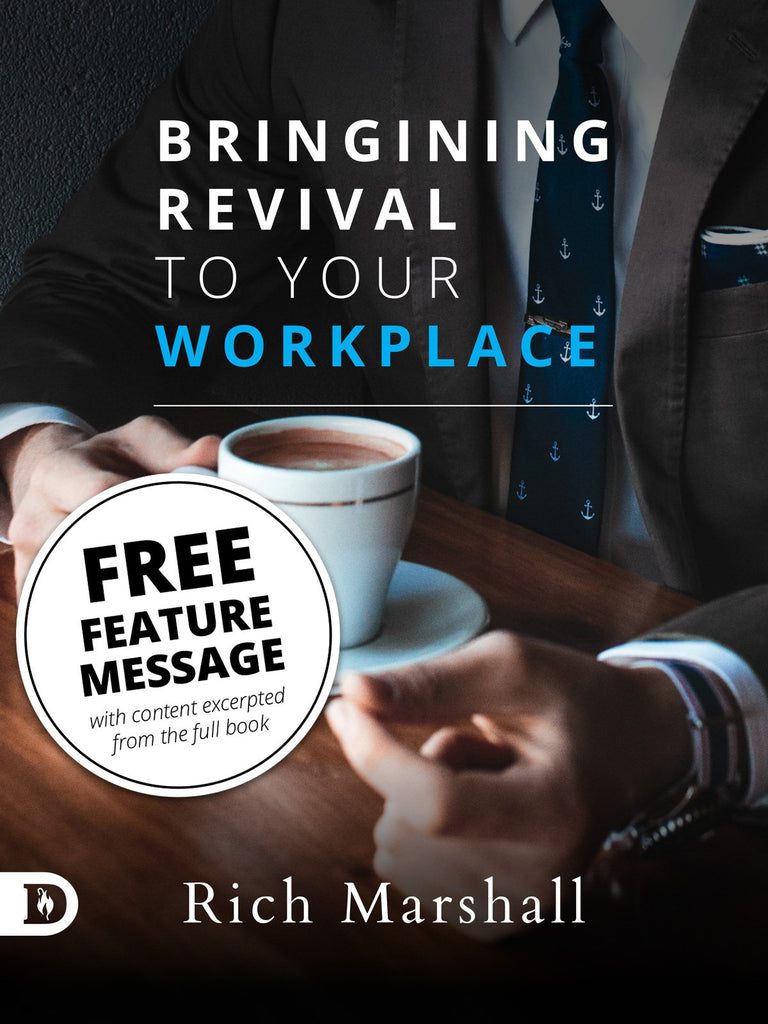 Bringing Revival to Your Workplace Free Feature Message (Digital Download)