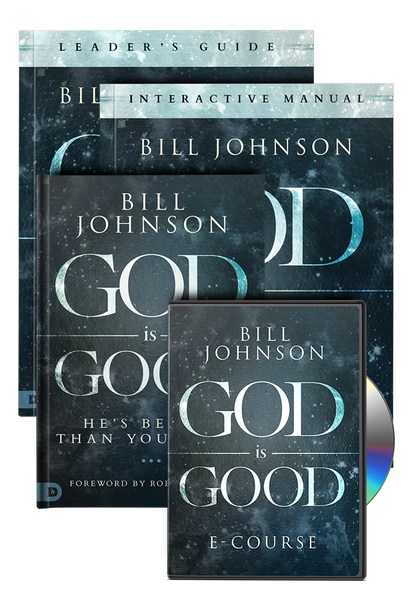 God is Good Free Feature Session (Digital Product)