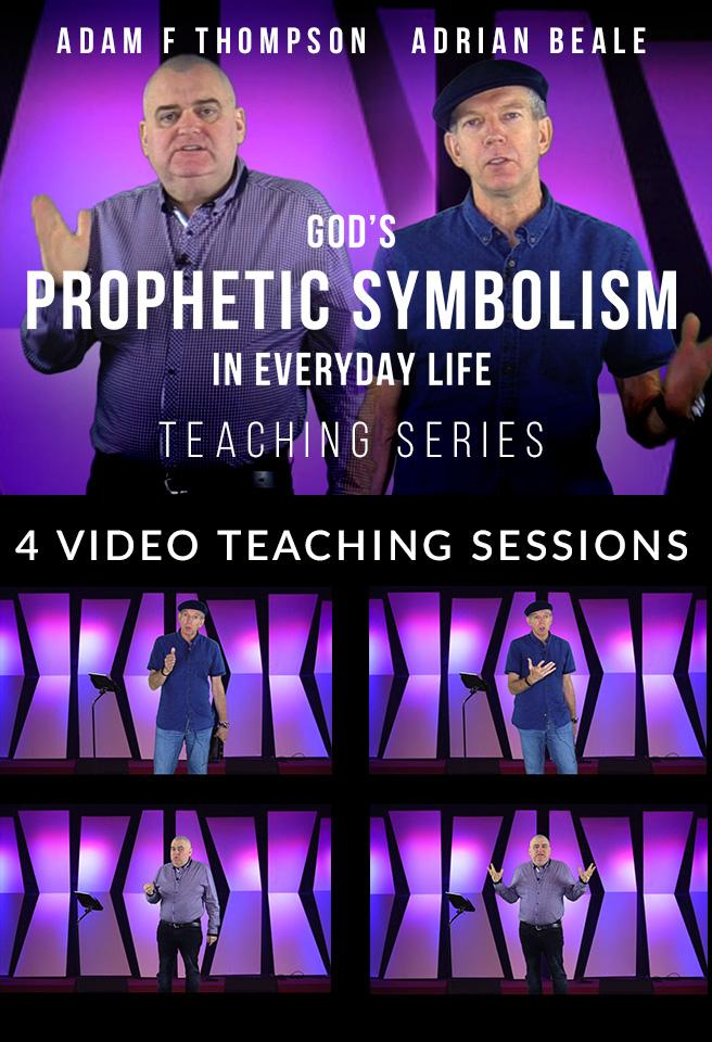 God's Prophetic Symbolism in Everyday Life Teaching Series (Digital Download)