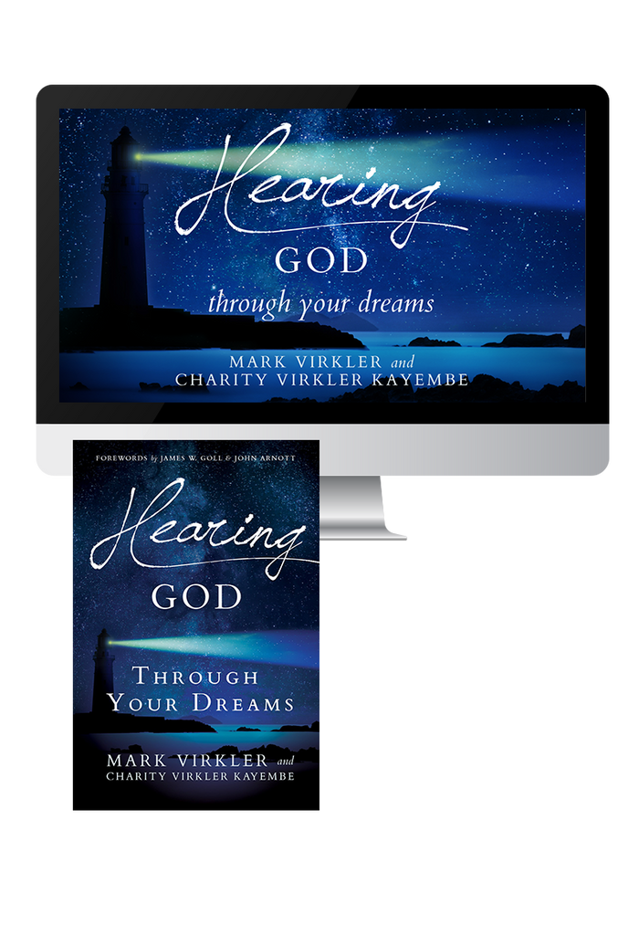Hearing God Through Your Dreams Ecourse (Digital Product)