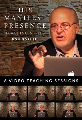 His Manifest Presence Teaching Series (Digital Product)