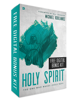 Holy Spirit - Free Digital Bonus Kit