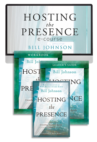 Hosting the Presence Ecourse with Bill Johnson (Digital Product)
