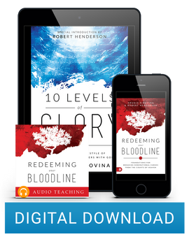 10 Levels of Glory & Redeeming Your Bloodline (Digital Download) by Hrvoje Sirovina, Robert Henderson