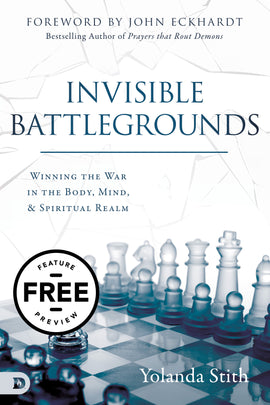 Invisible Battlegrounds Free Feature Message (PDF Download)