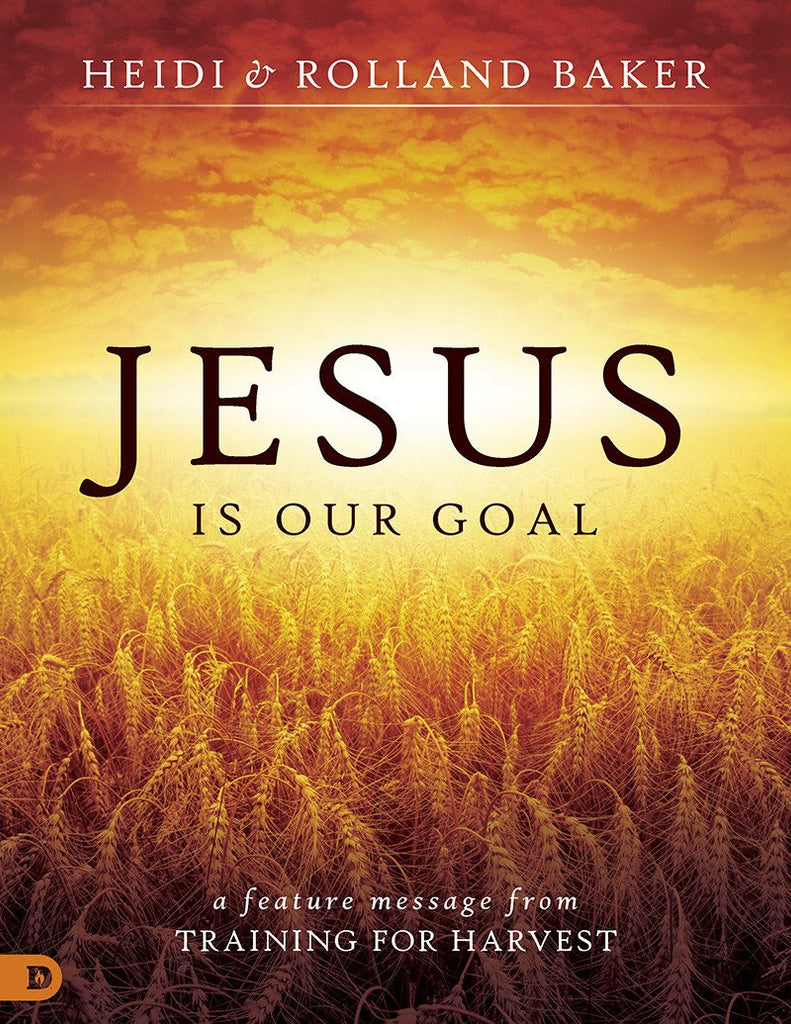 Jesus is our Goal: A Feature Message from Training for Harvest