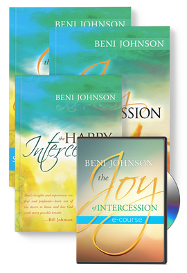 The Joy of Intercession Free Feature Session (Digital Product)