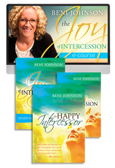 Joy of Intercession ECourse ~ Beni Johnson (Digital Product)