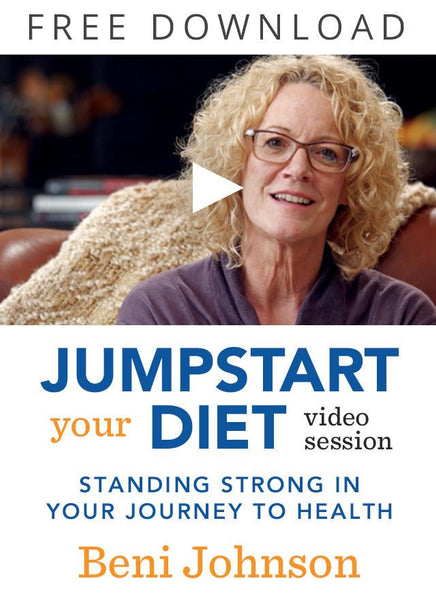 Jumpstart Your Diet with Healthy & Free (Digital Product)