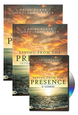 Living from the Presence Free Feature Session with Heidi Baker (Digital Download)