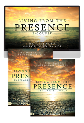 Living from the Presence e-course with Heidi Baker (Digital Product)