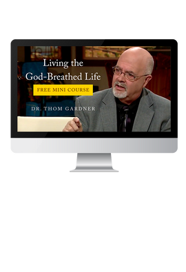 Living the God-Breathed Life Free Mini Course (Digital Product)