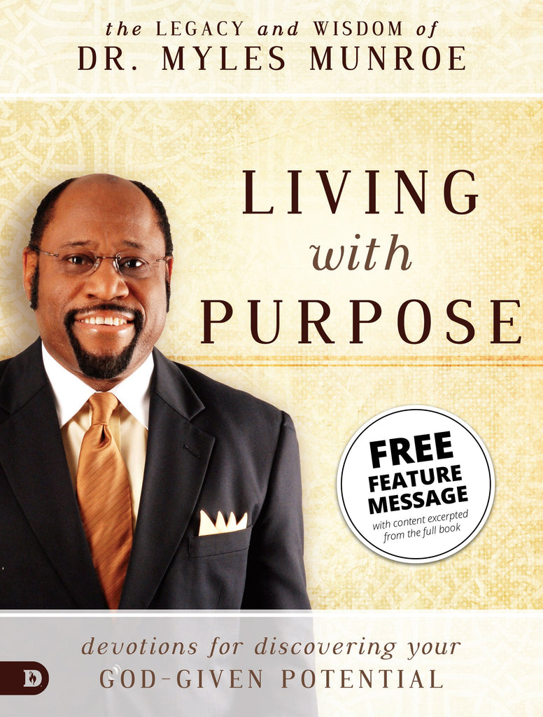 Living on Purpose Feature Message (Digital Download)