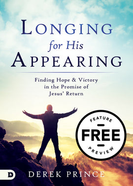 Free Feature Message: Longing for His Appearing (Digital Download)